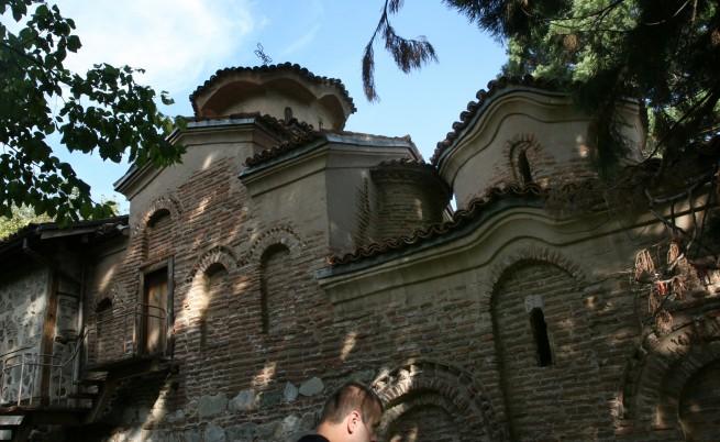 Севастократор Калоян и Боянската църква