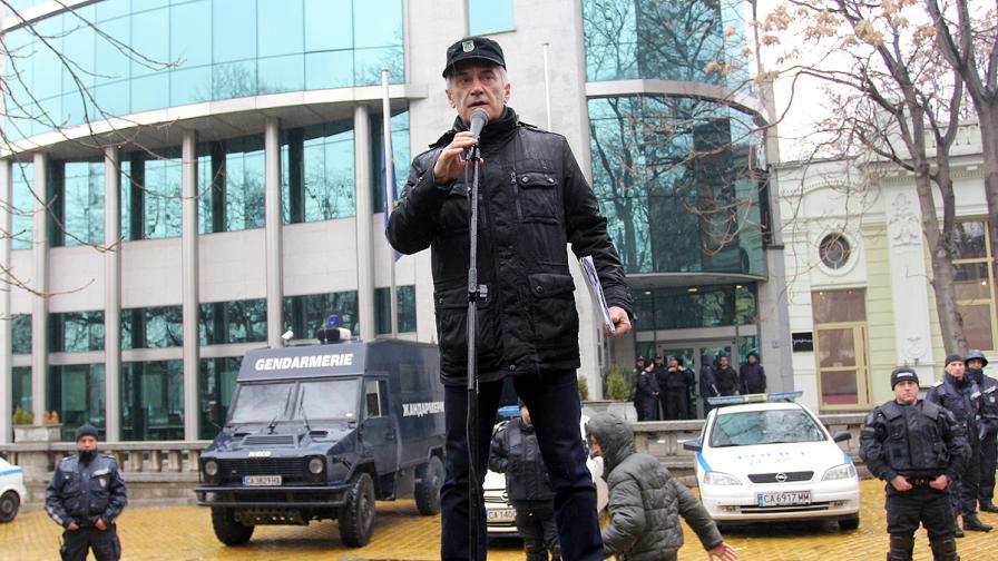 """Партия """"Атака"""" организира протест пред посолството на Великобритания в България"""