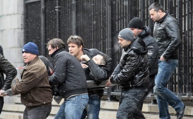 Има заподозрян за стрелбата срещу Златомир Иванов - Баретата