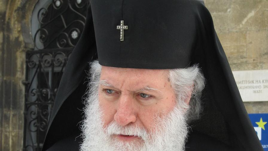 Русенският митрополит Неофит