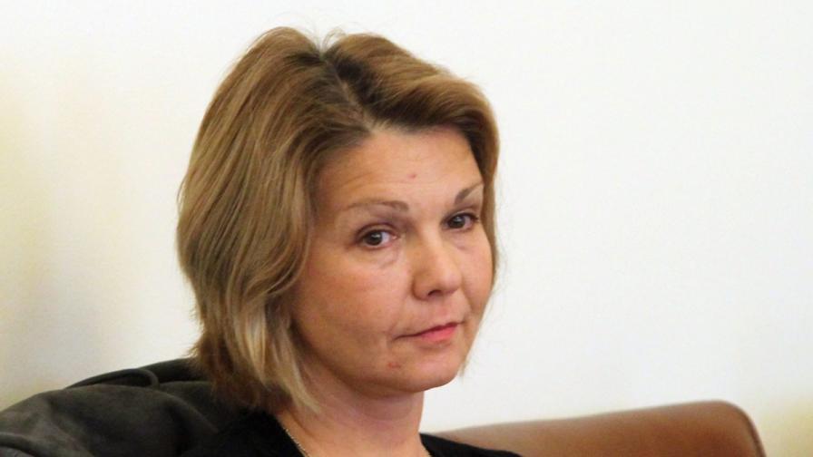 Борисов уволни и новата шефка на ДКЕВР