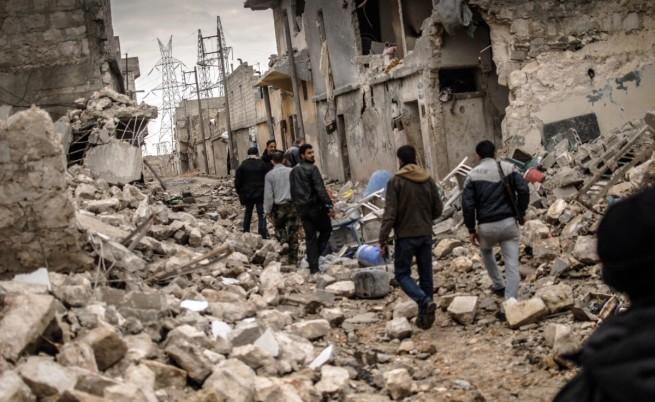 Русия праща 46 т хуманитарна помощ за Сирия