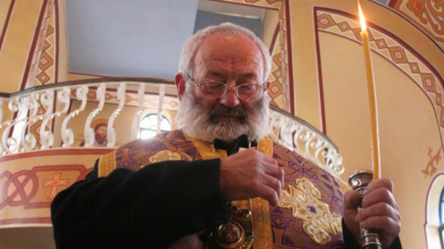 Старазагорският митрополит Галактион e един от тримата номинирани за патриарх