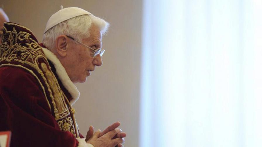 Какъв ще е папата, след като вече не е папа?