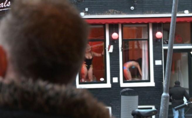 Проститутка в Амстердам - от 21 г. нагоре