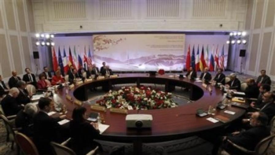Срещата в Алмати: Не е ясно иска ли Иран да преговаря