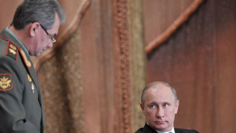Путин: Руската армия да се модернизира до три години
