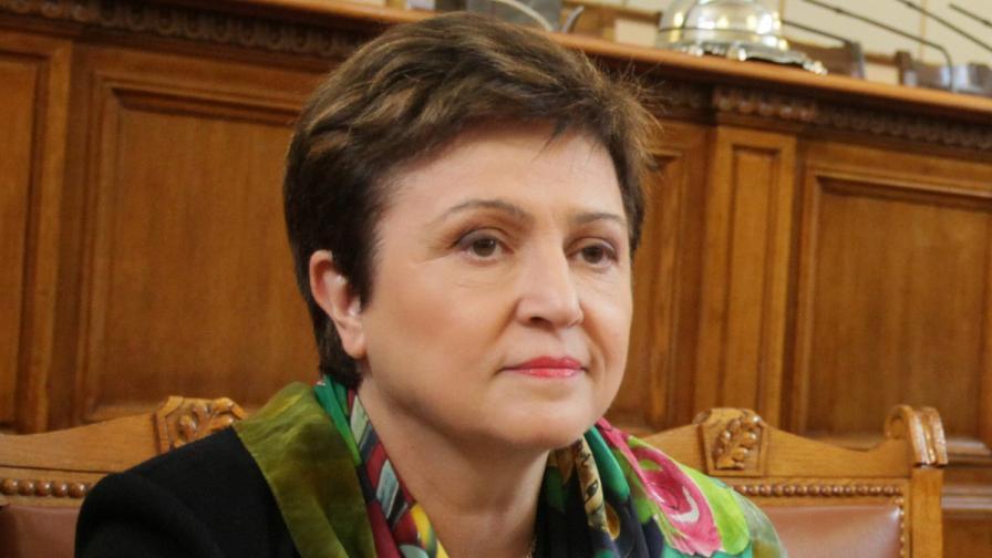 Кристалина Георгиева: Национализацията е лоша идея