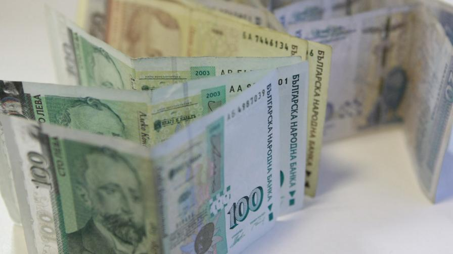 Бюджетът с дефицит 536,5 млн. лв. за януари