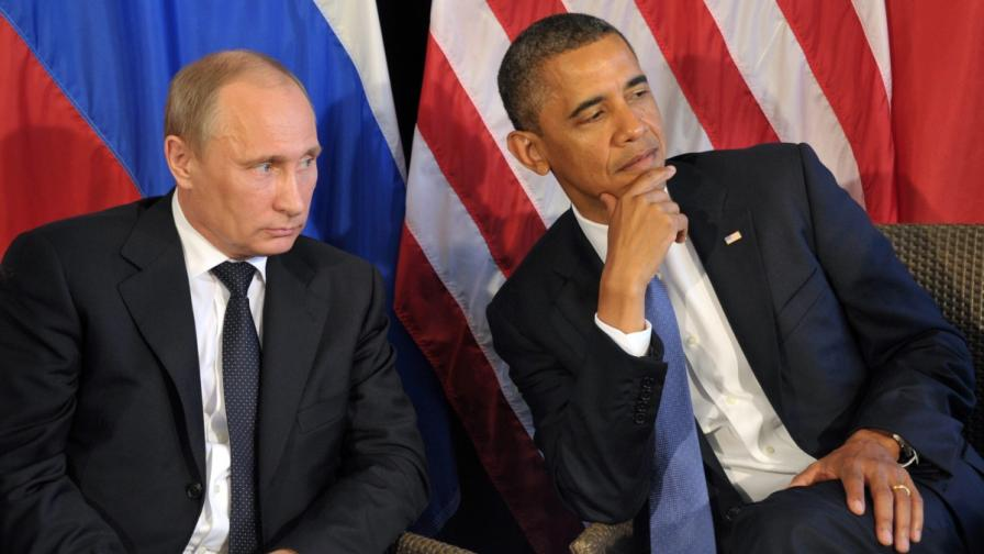 Путин и Обама говорили 90 минути за Украйна