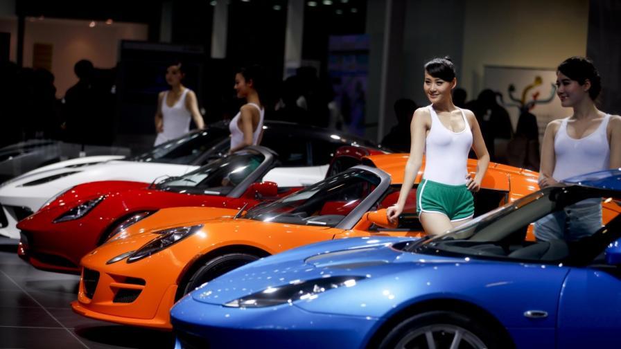 Китай изпреварва САЩ и по луксозни автомобили