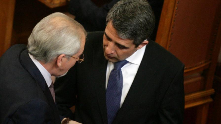 Плевнелиев: Служебният кабинет ще има трима вицепремиери