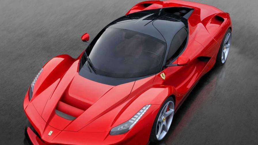 """""""ЛаФерари"""" - впечатляващият нов модел на """"Ферари"""""""