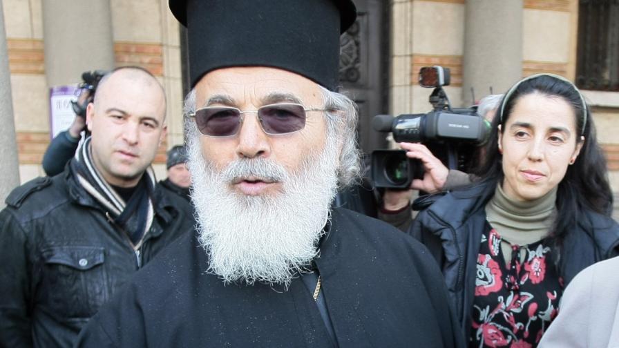 Митрополит Йосиф, говорител на Светия Синод