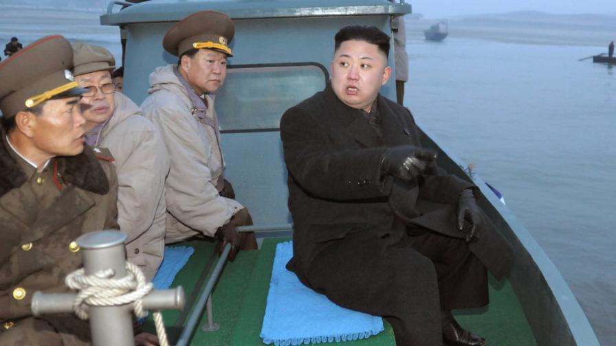 КНДР разтрогна споразуменията за ненападение с Юга
