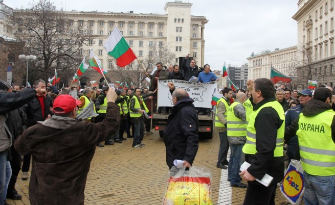 АФП: Българската политическа криза заплашва икономиката