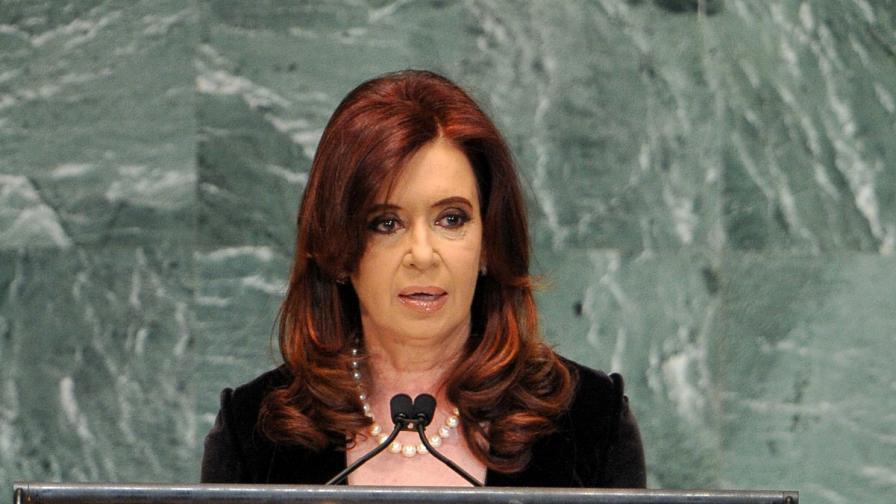 Кристина Фернандес де Кирхнер