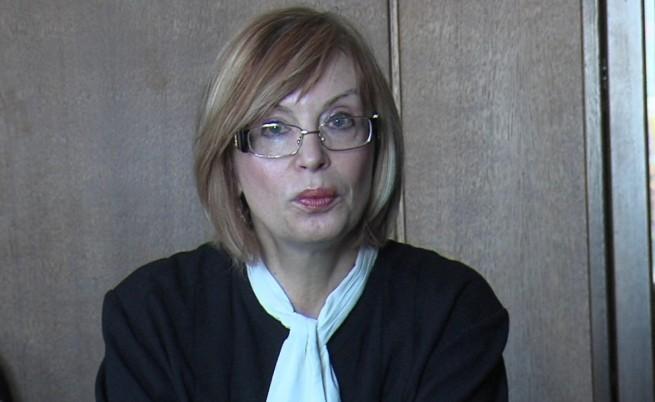Съдия Ченалова е отстранена от длъжност за шест месеца