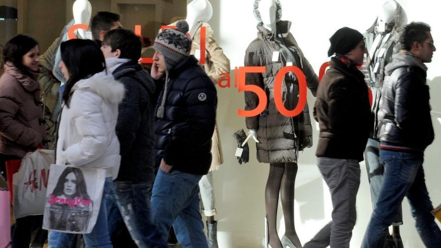 Инфлацията в целия ЕС спада