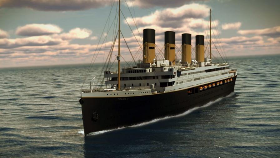 """Потвърдиха автентичността на цигулка, свирила при потъването на """"Титаник"""""""