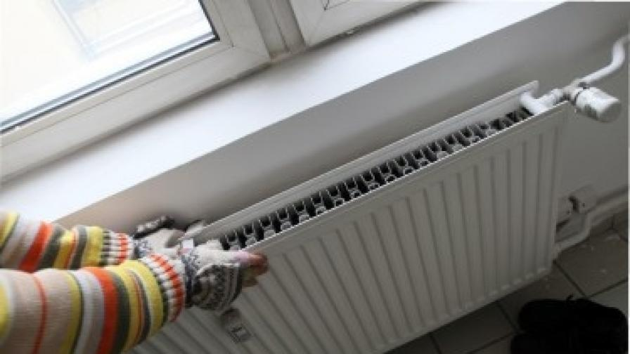 Топлото в София с 19% по-евтино през февруари