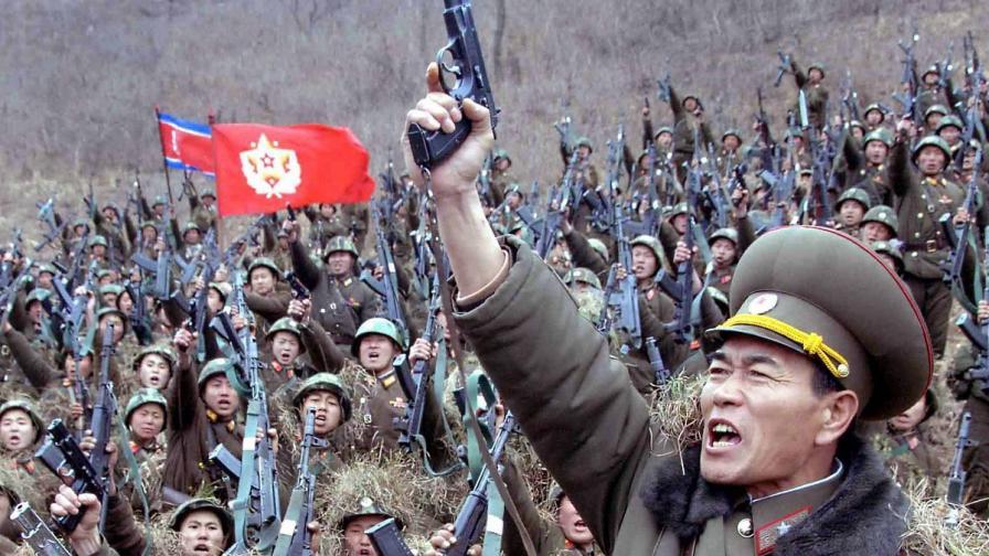 Въздушна тревога в Северна Корея