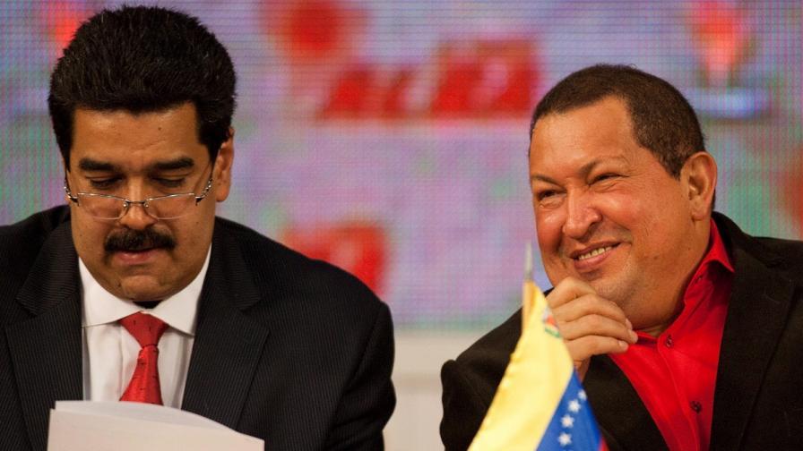 Мадуро щял да разследва кой е заразил Чавес с рак