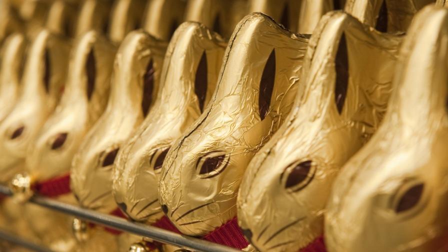 За британчетата Великден е рождения ден на Великденския заек