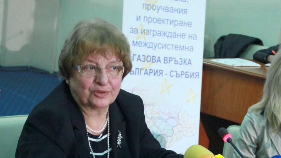 Евгения Харитонова, досегашен зам.-министър, е новият председател на ДКЕВР