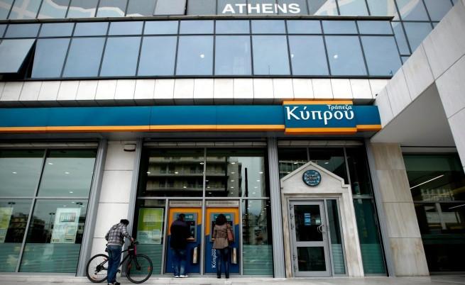 Кипър ограничи жестоко движението на пари