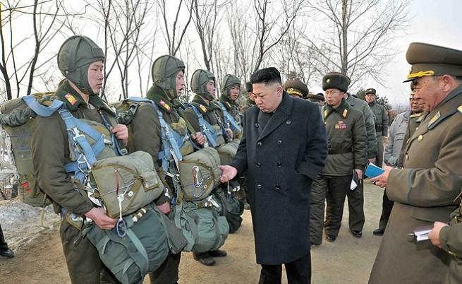 Реакции след новината, че Северна Корея е обявила война на Юга