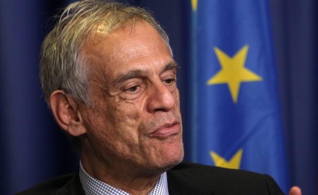 Кипърският финансов министър подаде оставка