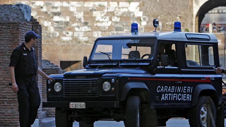 Пиян свещеник блъсна български ТИР в Италия