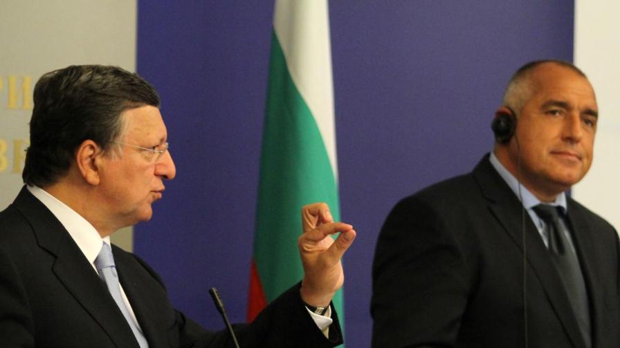 Б. Борисов: Фискалният резерв достига 5 милиарда лв.