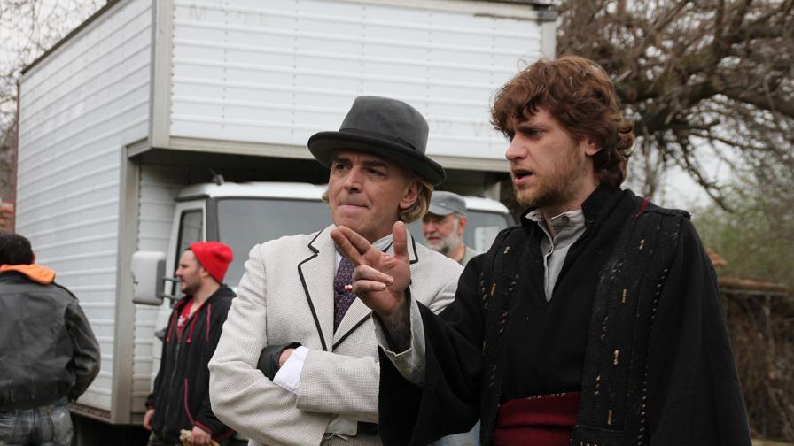 Снимат игрален филм за Васил Левски