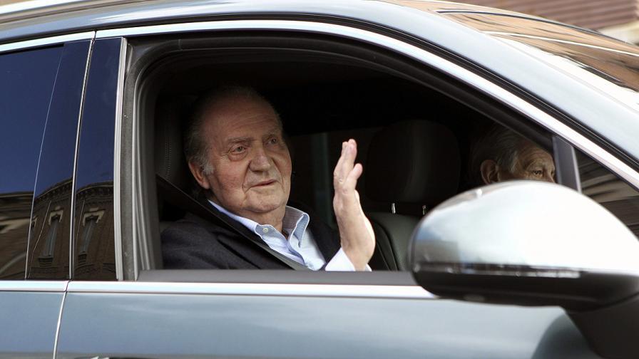 Испанският крал Хуан Карлос - най-добрият информатор на САЩ