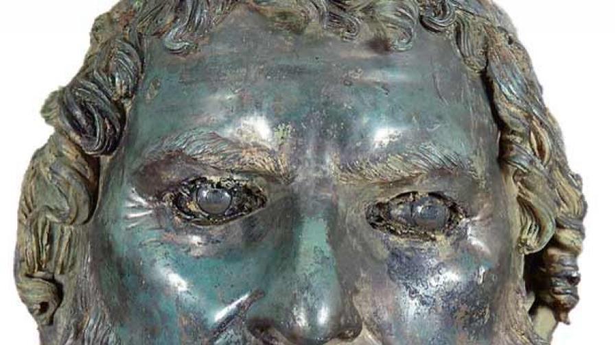 Показват въоръжението на тракийския цар Севт ІІІ