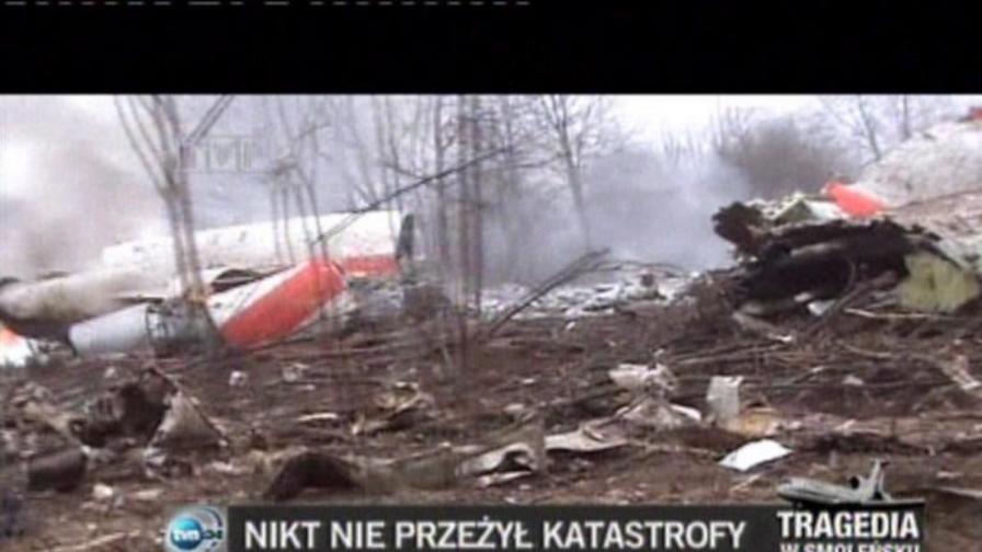 Полски депутат: Имало и оцелели край Смоленск