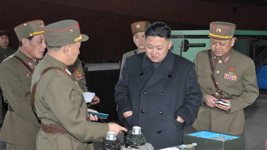 Обама: Северна Корея да спре с провокациите