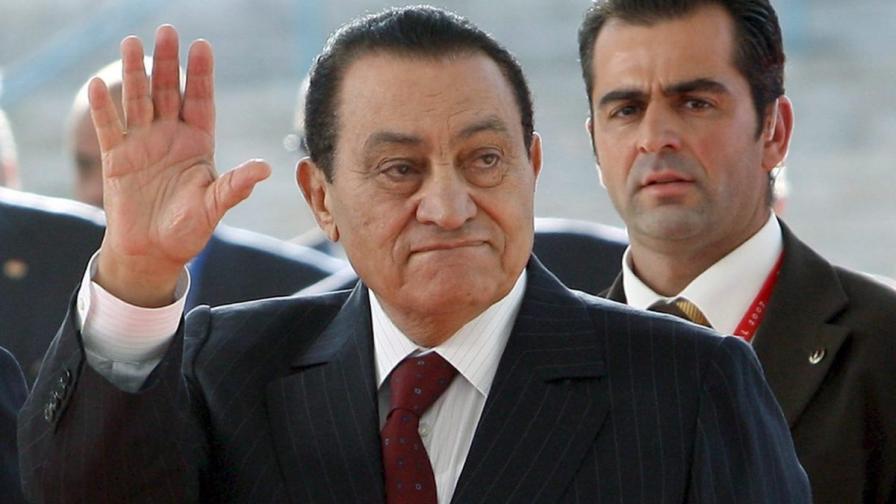 Нов процес срещу Мубарак