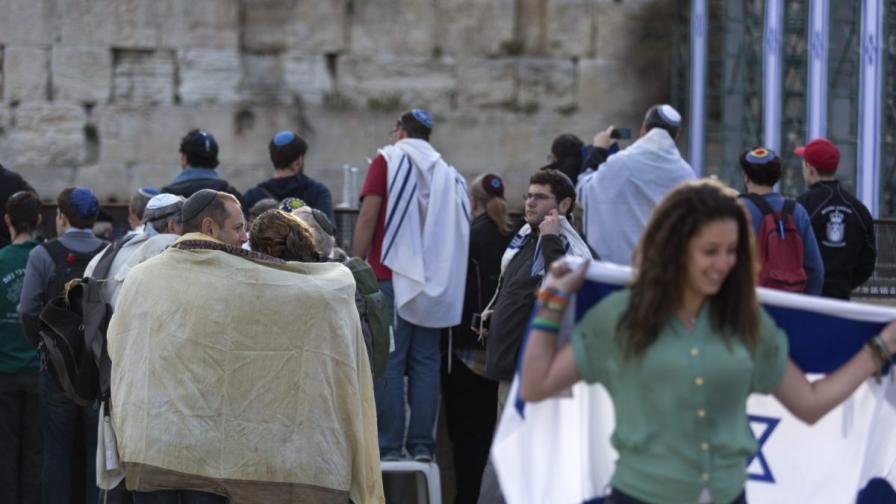 Еврейската общност отбелязва Йом Азикарон