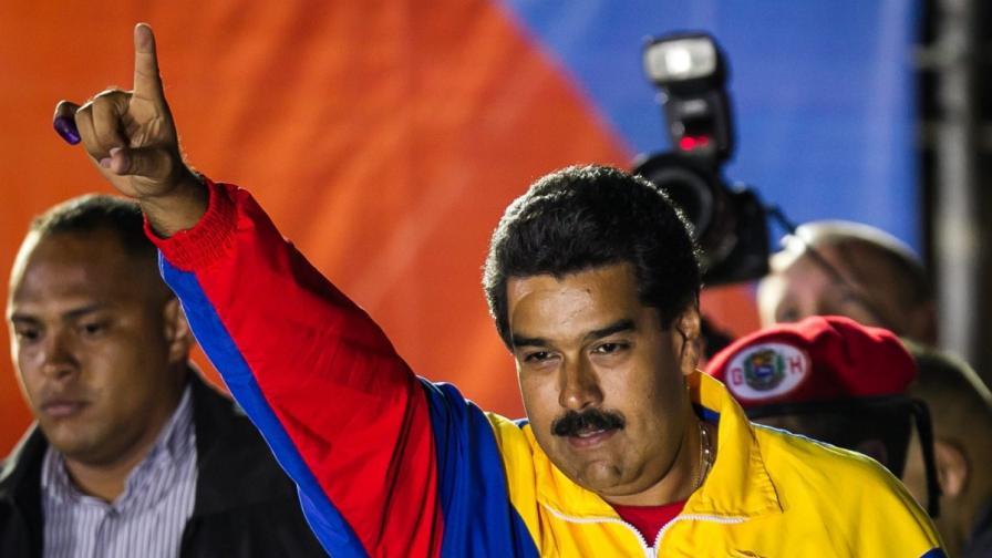 Николас Мадуро е новият венецуелски президент