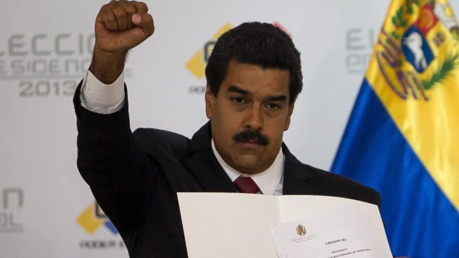 Във Венецуела обявиха Мадуро за избран