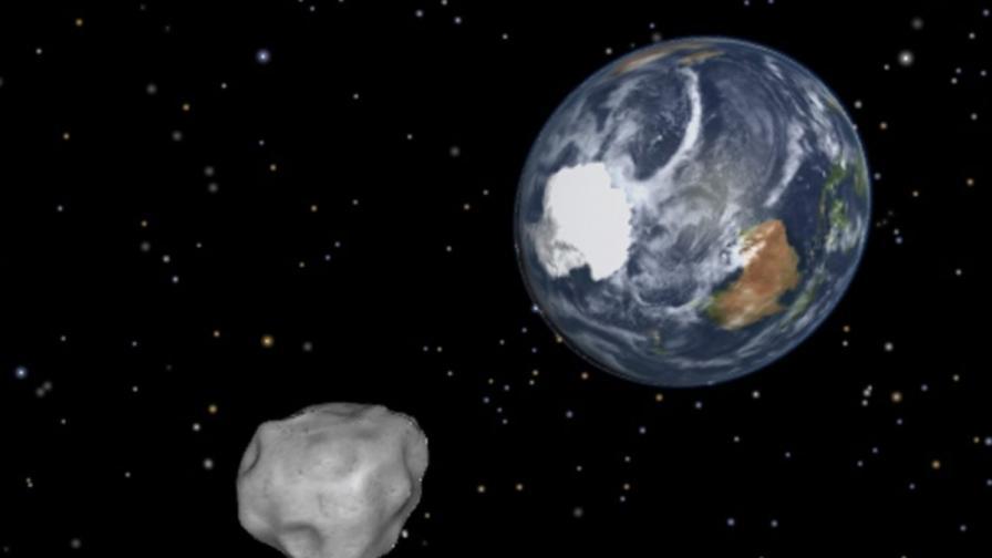 НАСА обяви кой е най-опасният за Земята астероид