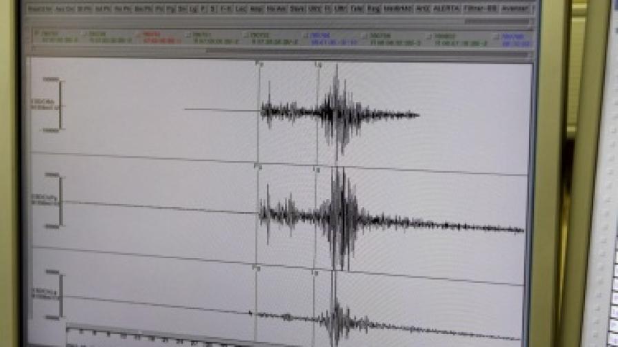 Силно земетресение на иранско-пакистанската граница