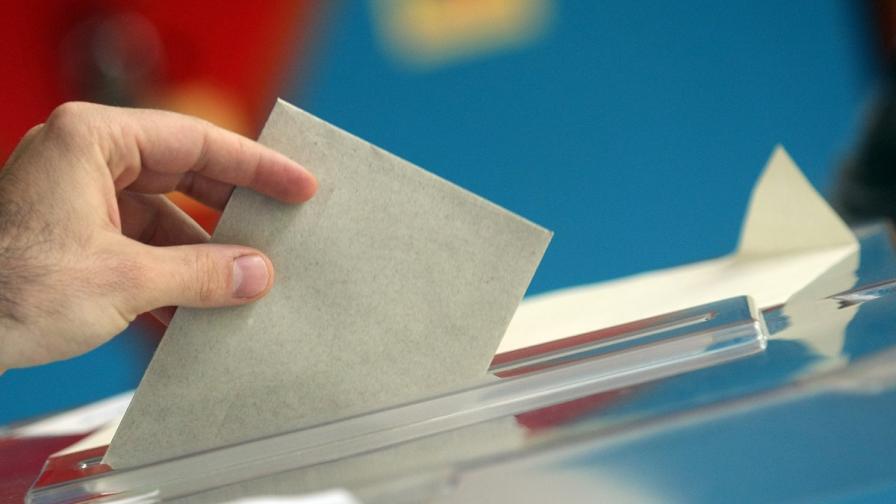 """""""АФИС: Четири партии със сигурност влизат в следващото Народно събрание"""