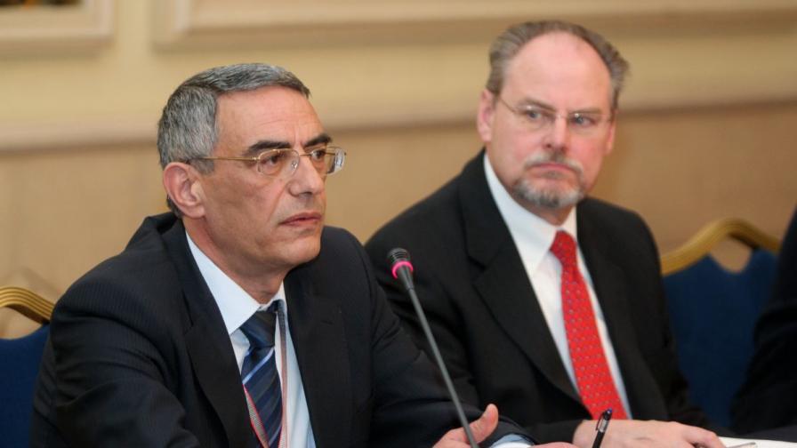 Председателят на Агенцията за ядрено регулиране Сергей Цочев