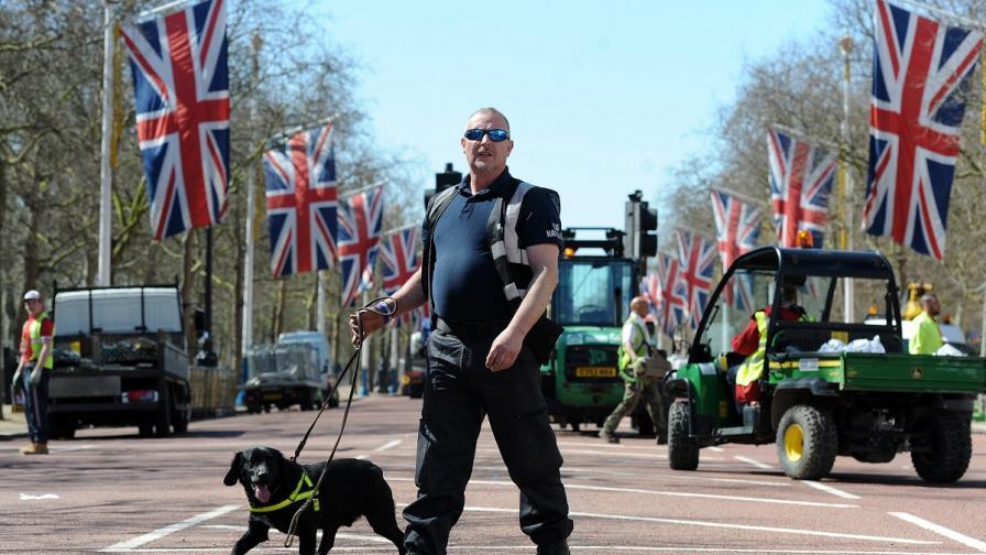 Засилиха мерките за сигурност за маратона в Лондон