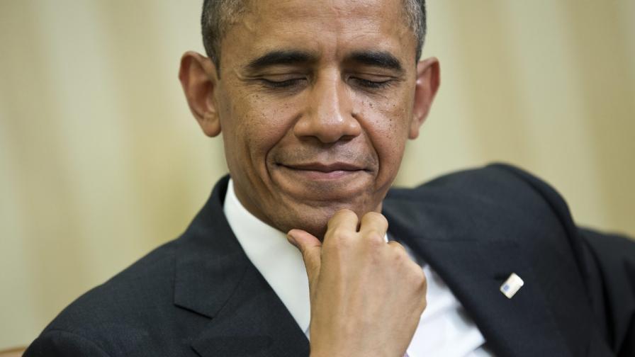 """ФБР пое разследването за фалшивия туит, """"ранил"""" Обама"""