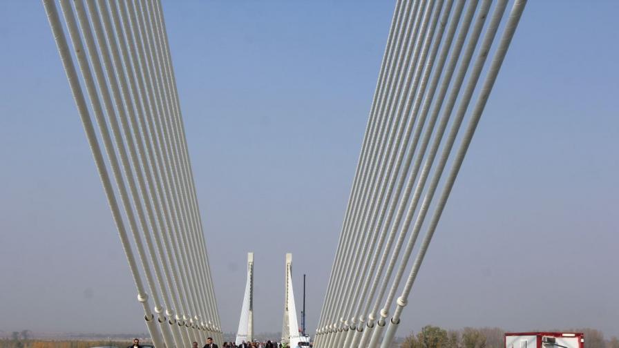 """Открива се ГКПП """"Дунав мост 2"""""""